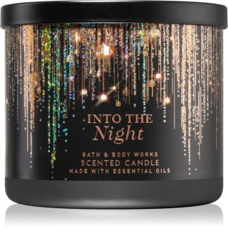 Bath & Body Works Into The Night vonná svíčka