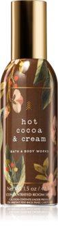 Bath & Body Works Hot Cocoa & Cream spray lakásba