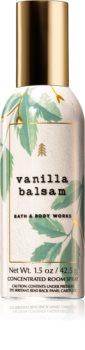 Bath & Body Works Vanilla Balsam spray lakásba