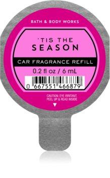 Bath & Body Works 'Tis the Season vôňa do auta náhradná náplň