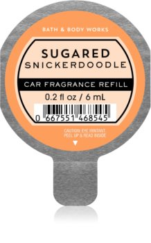 Bath & Body Works Sugared Snickerdoodle car air freshener Refill