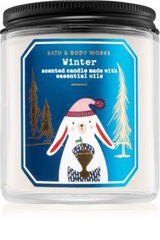 Bath & Body Works Winter Tuoksukynttilä II.