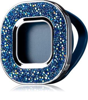 Bath & Body Works Blue Iridescent Glitter scentportable holder for car Hanging