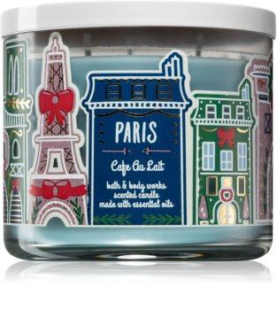 Bath & Body Works Café Au Lait scented candle