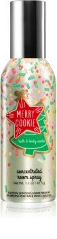 Bath & Body Works Merry Cookie bytový sprej