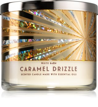 Bath & Body Works Caramel Drizzle vonná svíčka