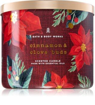 Bath & Body Works Cinnamon & Clove Buds vonná svíčka I.