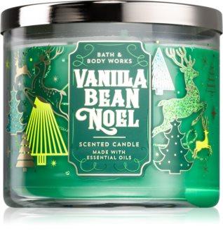 Bath & Body Works Vanilla Bean Noel scented candle