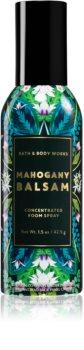 Bath & Body Works Mahogany Balsam bytový sprej