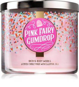 Bath & Body Works Pink Fairy Gumdrop vonná sviečka