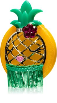 Bath & Body Works Hula Pineapple scentportable holder for car Hanging