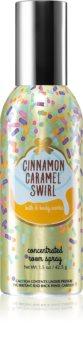 Bath & Body Works Cinnamon Caramel Swirl bytový sprej