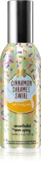 Bath & Body Works Cinnamon Caramel Swirl spray para el hogar