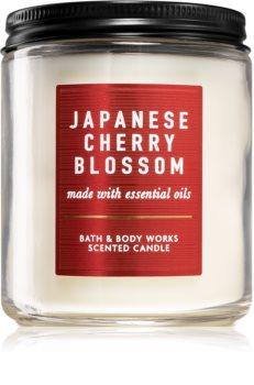 Bath & Body Works Japanese Cherry Blossom lumânare parfumată