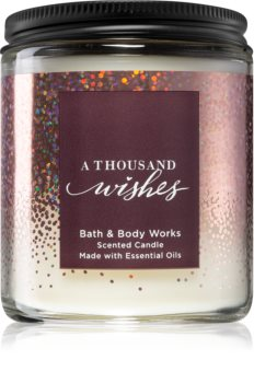 Bath & Body Works A Thousand Wishes ароматна свещ