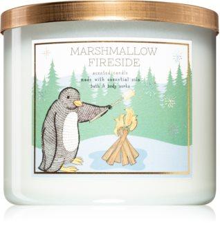 Bath & Body Works Marshmallow Fireside duftkerze