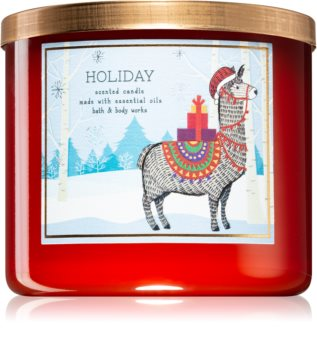 Bath & Body Works Holiday scented candle