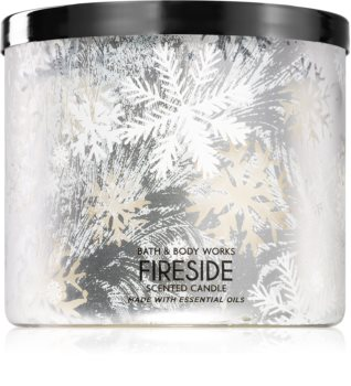 Bath & Body Works Fireside scented candle III