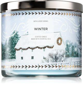 Bath & Body Works Winter vonná sviečka I.