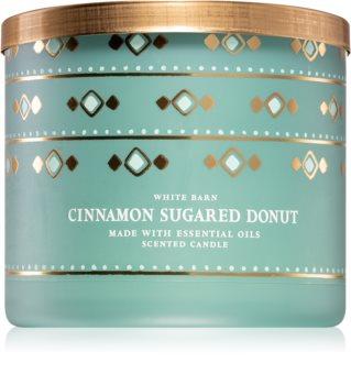 Bath & Body Works Cinnamon Sugared Donut vonná svíčka