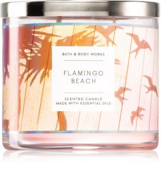 Bath & Body Works Flamingo Beach aроматична свічка