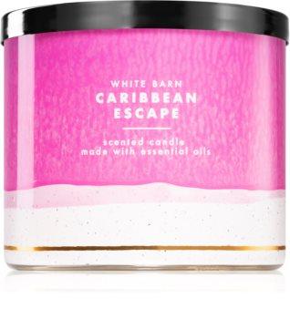 Bath & Body Works Caribbean Escape vela perfumada