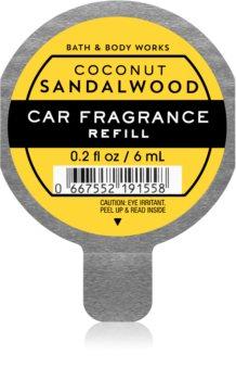 Bath & Body Works Coconut Sandalwood car air freshener Refill