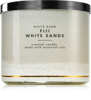 Bath & Body Works Fiji White Sands vonná sviečka I.