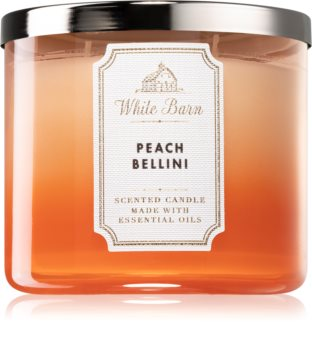 Bath & Body Works Peach Bellini vonná svíčka IV.