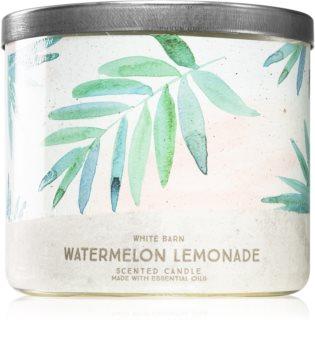 Bath & Body Works Watermelon Lemonade ароматическая свеча II.