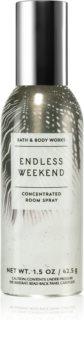 Bath & Body Works Endless Weekend spray para el hogar II.