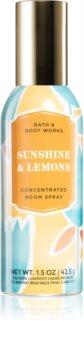 Bath & Body Works Sunshine & Lemons spray para el hogar
