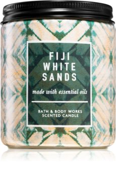Bath & Body Works Fiji White Sands vela perfumada