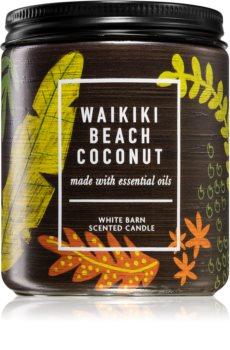 Bath & Body Works Waikiki Beach Coconut vela perfumada