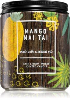 Bath & Body Works Mango Mai Tai vonná svíčka
