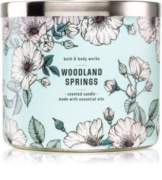 Bath & Body Works Woodland Springs mirisna svijeća