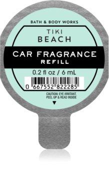 Bath & Body Works Tiki Beach aроматизатор за автомобил резервен пълнител