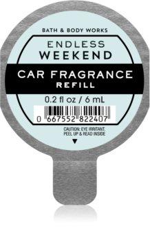 Bath & Body Works Endless Weekend Autoduft Ersatzfüllung