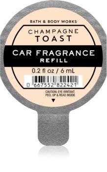 Bath & Body Works Toast odświeżacz do samochodu napełnienie