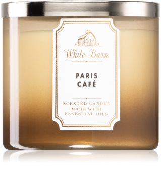 Bath & Body Works Paris Café ароматна свещ  I.