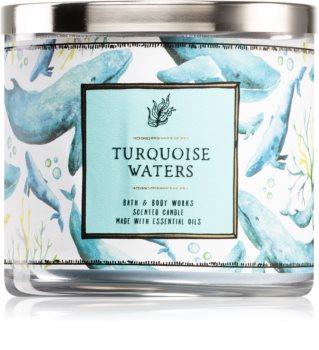 Bath & Body Works Turquoise Waters doftljus I.