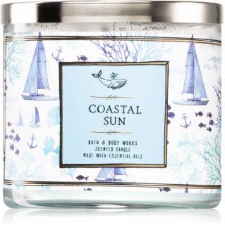 Bath & Body Works Coastal Sun mirisna svijeća