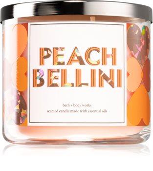 Bath & Body Works Peach Bellini candela profumata III