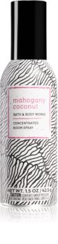 Bath & Body Works Mahagony Coconut spray para o lar