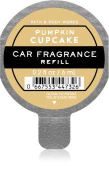 Bath & Body Works Pumpkin Cupcake luftfrisker til bil Genopfyldning