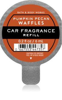 Bath & Body Works Pumpkin Pecan Waffles illat autóba utántöltő