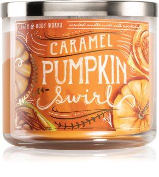 Bath & Body Works Caramel Pumpkin Swirl Tuoksukynttilä