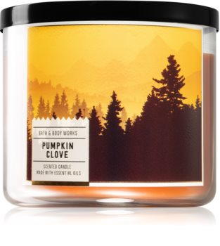Bath & Body Works Pumpkin Clove ароматна свещ