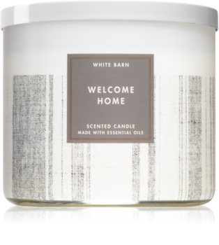 Bath & Body Works Welcome Home duftlys