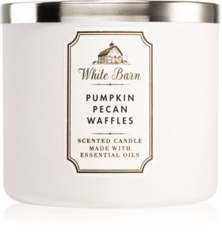 Bath & Body Works Pumpkin Pecan Waffles Duftkerze   I.